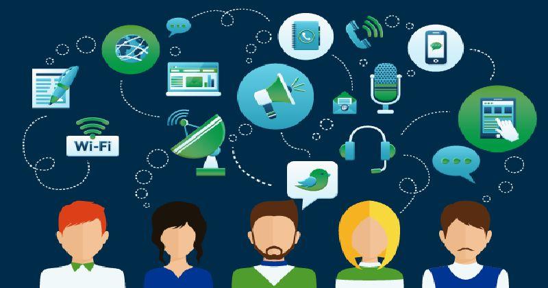 Các công cụ tiếp thị truyền thông hỗn hợp được sử dụng