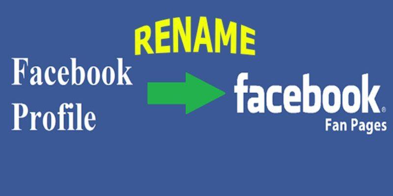 Lưu ý khi chuyển đổi profile Facebook sang fanpage
