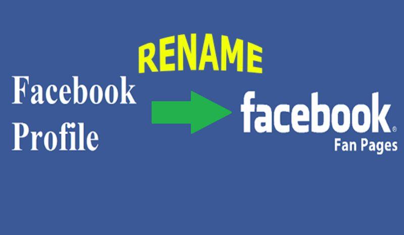 Lưu ý khi chuyển đổi chuyển trang cá nhân fb 5000 friends thành fanpage 5000 liked