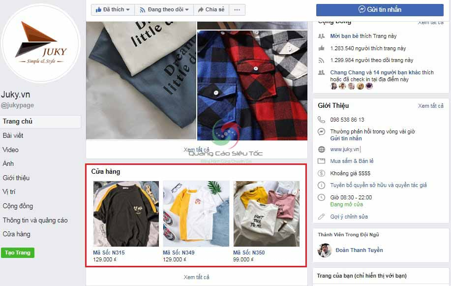 chiến lược quảng cáo trên facebook hiệu quả