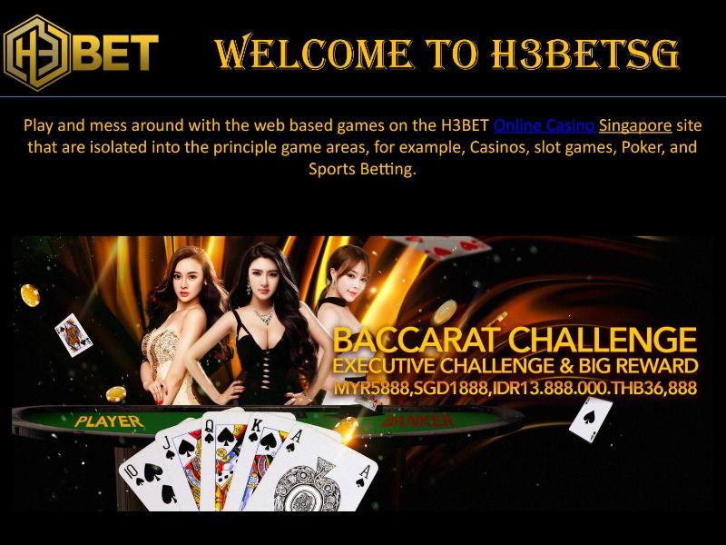 Trò chơi hấp dẫn tại H3bet